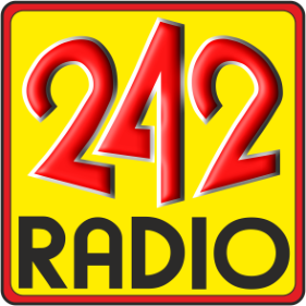 242 RADIO LOGO