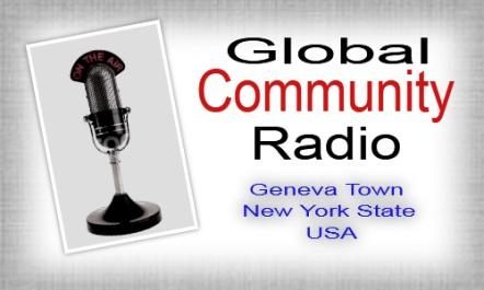 Global Community Radio - Logo