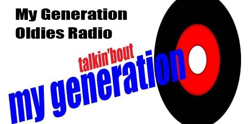 MY GENERATION OLDIES RADIO LOGO