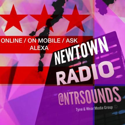 NEW TOWN RADIO - LOGO