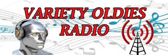 VARIETY OLDIES RADIO - LOGO 2