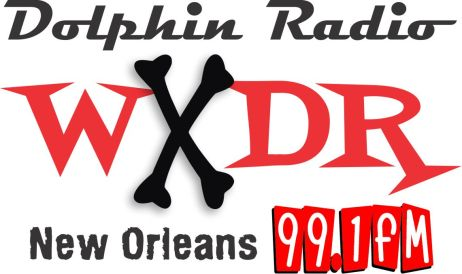 WXDR Dolphin Radio - Logo
