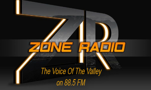 ZONE RADIO - LOGO COLLAGE