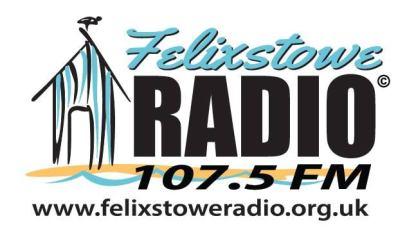 FELIXSTOWE RADIO - LOGO 1
