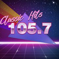 OLDIES 1057 FM - ROUND LOGO