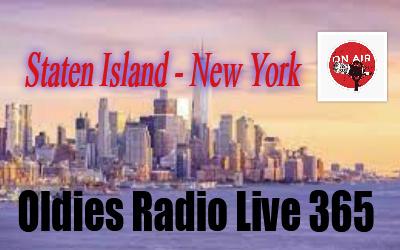 OLDIES RADIO LIVE 365 - LOGO