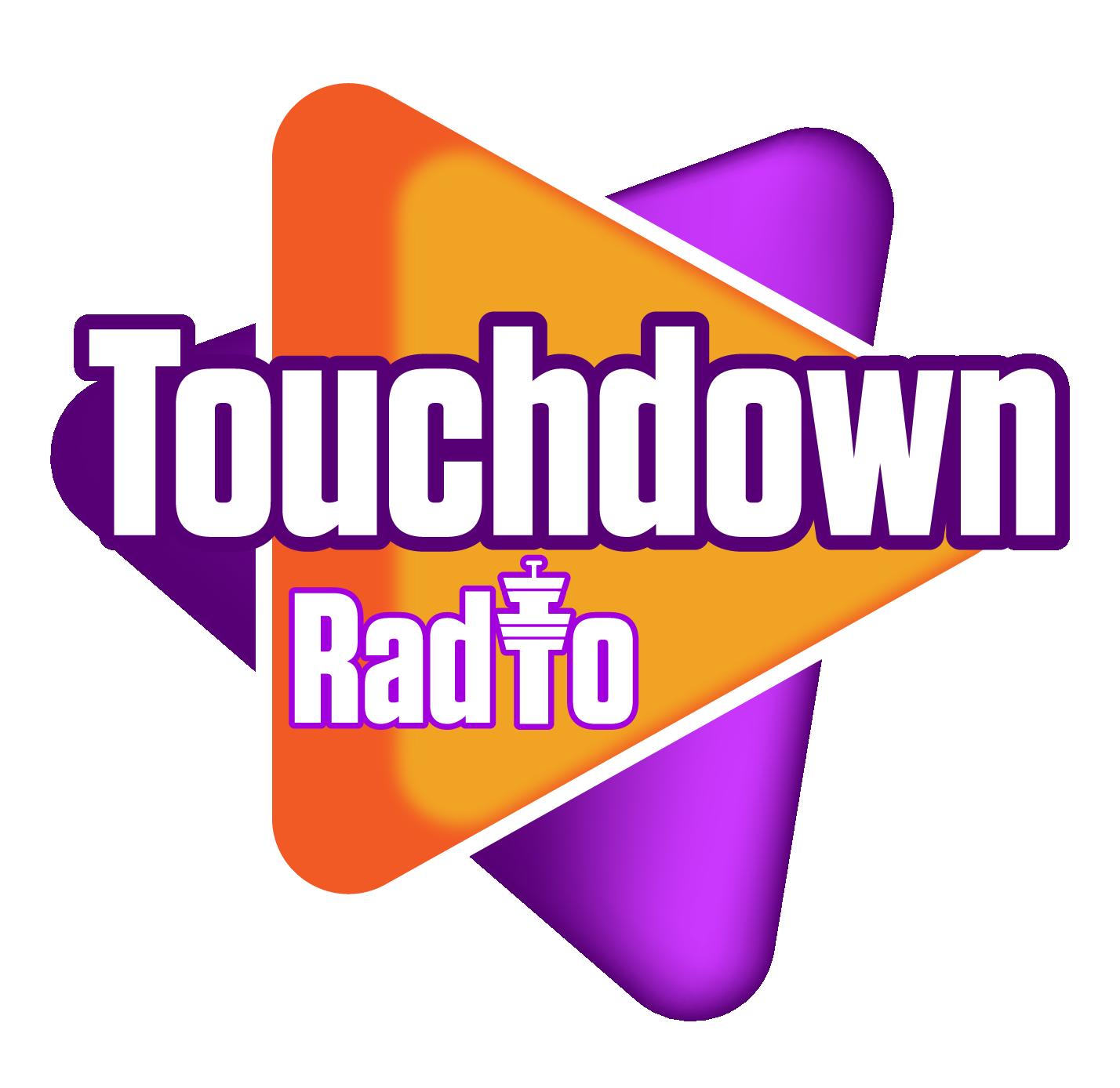 TOUCHDOWN RADIO - LOGO