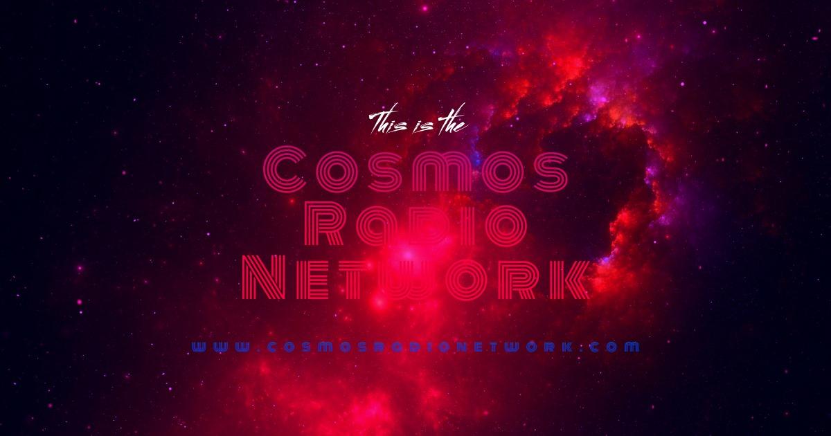 COSMIC RADIO NETWORK - LOGO