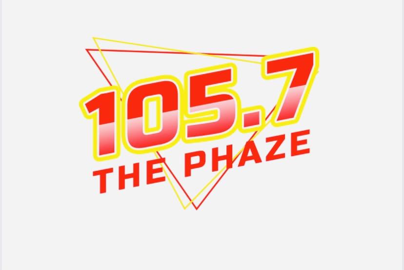 105.7 THE PHAZE - LOGO 1