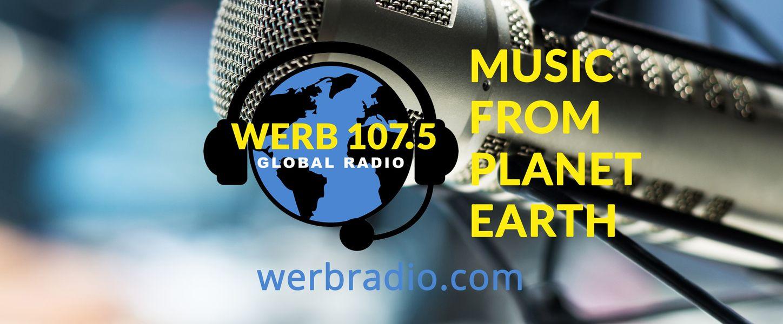 WERB RADIO 107.5 - LOGO 1