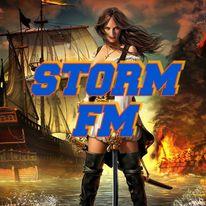 STORM FM - LOGO